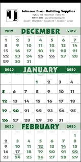 Cn 6600 3 Month Planner 12 Sheet Calendars Now