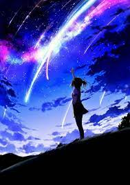 Anime girl, alone, anime, cute, girl ...