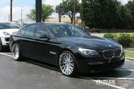 BMW Convertible best tires for bmw : BMW 7 Series with 22in Beyern Munich Wheels exclusively from ...