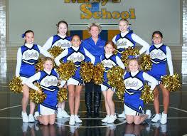2019-20 St. Mary's Cheerleaders