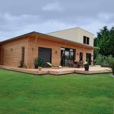 Rielcy Maison Ossature Bois Bioclimatique Par Nature Et Bois Construction Maisons Ossature Bois L