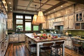 ranch style kitchen cabinets rustic kitchens with house remodel ideas