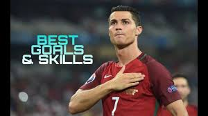 Cristiano Ronaldo dos Santos Aveiro best skills and goals - YouTube