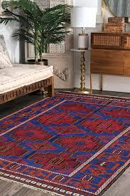 tribal caucasian handmade kilim rug