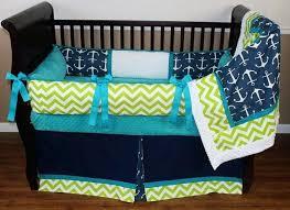navy nautical baby bedding larger image crib nursery canada