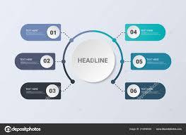 Infographic Concept Flow Chart Design Business Concept