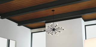 wood ceiling lighting. 3 Wooden Ceiling Ideas That Add Style To The Fifth Wall Wood Lighting I