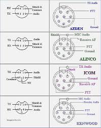 astatic 636l wiring diagram wiring diagrams schematics Astatic Mic Wiring Guide at Astatic 636l Switch Wiring Diagram