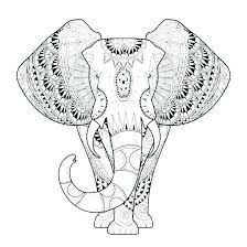 Elephant Color Pages Elephant Coloring Page Best Cute Baby Elephant