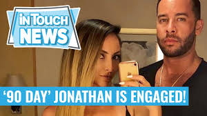 90 Day Fiance's Jonathan Rivera Engaged to Janelle Miller 3 Months After  Finalizing Divorce - YouTube