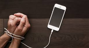Image result for phobia of not having your phone