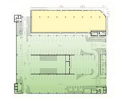 Parking Garage Design Layout