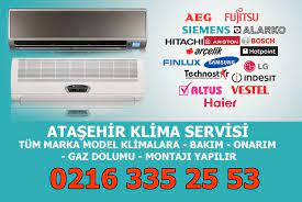 Ataşehir Klima Servisi 0216 335 25 53   Tny Teknik - Kombi Servisi- Klima  Servisi - Beyaz Eşya Servisi