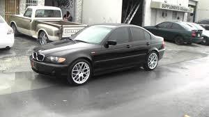BMW 5 Series 2004 bmw 325i sedan : DUBSandTIRES.com 18 Inch Ruff Racing R-356 Silver Wheels 2004 BMW ...