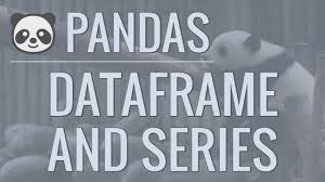 python pandas tutorial part 2