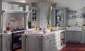 dark rustic cabinets. Cabinets Farmhouse For Inspiring Style Country French Kitchens White Island Dark Rustic