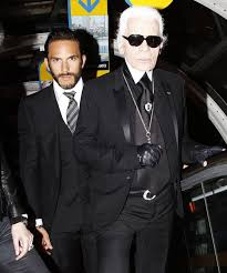 karl lagerfeld s hot guard is now a designer