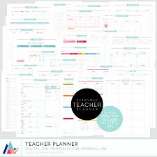 Teacher Planner By Miss Tiina Misstiina Com