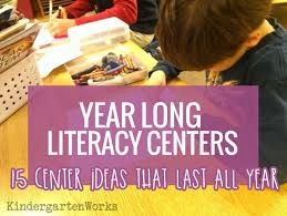 How To Create Smart Literacy Centers That Last All Year