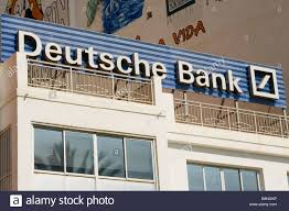 Stock Bank German Alamy Deutsche Banks Sign - 22601706 Photo