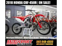 2006 Crf450r Jetting Chart Oregon Honda For Sale Honda Motorcycles Cycle Trader