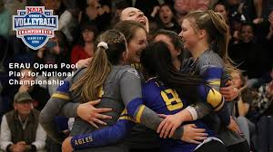 ERAU to Open Pool Play Against Marian   California Pacific Conference