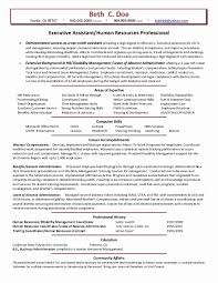 Human Resources Resume Examples Lovely Human Resourcee Example