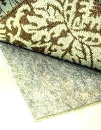 best rug pads for hardwood floors pad rug pad best