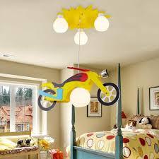 Leuchten Für Kinder Kinder Motorrad Kronleuchter