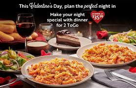 make your night special with dinner for 2 togo