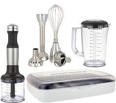 kitchenaid hand mixer 5 speed. kitchenaid 5 speed hand blender with attachments and storage case kitchenaid mixer