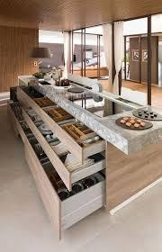 ... Gabinetes Largos Diseño Cocina ...