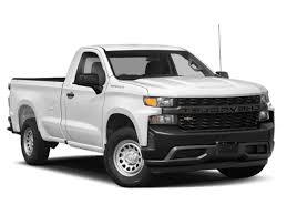New 2019 Chevrolet Silverado 1500 Work Truck Regular Cab Pickup ...