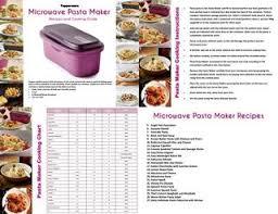 pasta maker cooking instructions tupperware