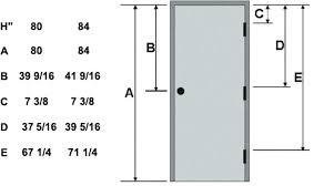 door handle mounting height for ada hardware pliant barn