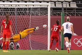 USA vs. Canada final score: Penalty ...
