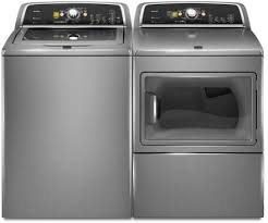 maytag bravos x. Contemporary Maytag Maytag Bravos X Series MVWX700XL  With Matching Dryer Sold  Separately Throughout Y