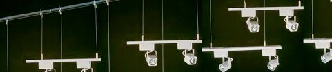 suspended track lighting. Suspension Cable. Total Track Lighting Suspended