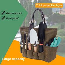 canavas gardening tote bag garden tool