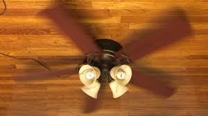 hampton bay carriage house ii ceiling fan ironrosewood