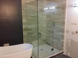 frameless shower doors miami hollywood fl mirror vanity image 1