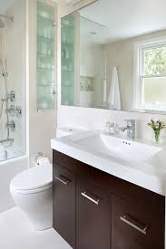 Small Space Bathroom contemporary-bathroom