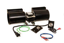 GZ550 GZ5501KT Fireplace Blower Fan Kit For Continental And Fireplace Blowers