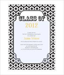 15 Graduation Party Invitations Templates Salary Slip