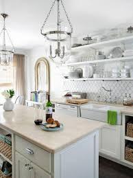 cottage pendant lighting. Cottage Kitchen Interiors White Color Nook Antique Pendant Lamps . Lighting