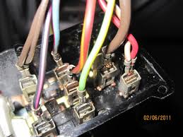 picture of 94 headlight switch wiring harness the ranger station the headlights which now turn on when the driving lights do and they can be dimmed using the dimmer switch please will someone take a picture of this