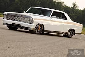 Custom 1967 Chevrolet Nova Fetches $300,000 at Auction - autoevolution