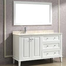 48 inch bathroom vanity left side sink 1001 best makeup vanity rh walls co bathroom vanities with sink on right side 48 inch bathroom vanity top right