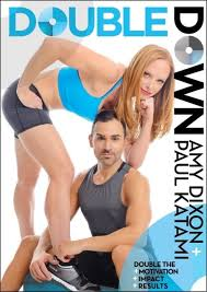 amy dixon and paul katami double down dvd new sealed exercise workout