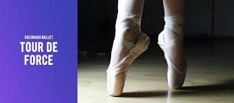 Colorado Ballet Tour De Force Ellie Caulkins Opera House